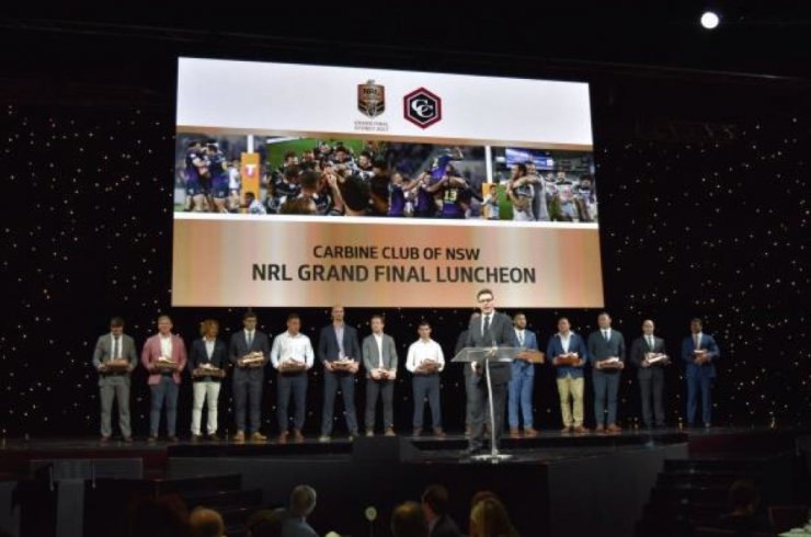 CCNSW NRL Grand Final Luncheon
