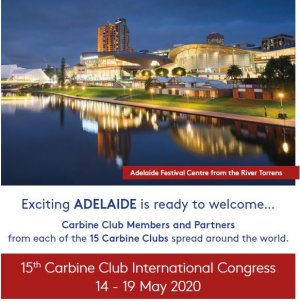 15th Carbine Club Congress, 2020